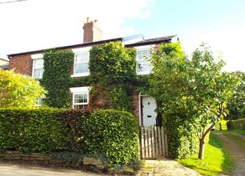Thumbnail 3 bed property to rent in Alderley Road, Mottram St. Andrew, Macclesfield