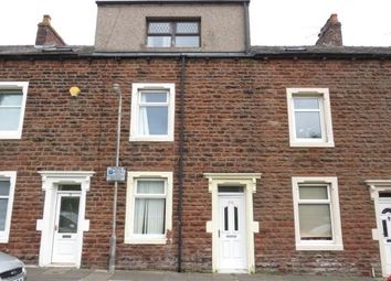 Thumbnail 4 bed terraced house for sale in Mill Street, Maryport, Cumbria