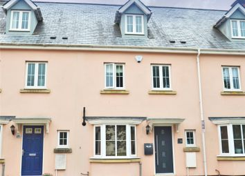 Thumbnail 3 bed terraced house for sale in Redvers Way, Tiverton, Devon