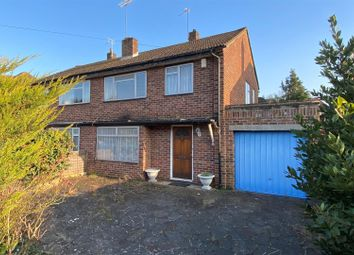 York Road, Woking GU22. 3 bed semi-detached house for sale