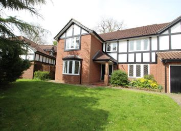 Thumbnail 4 bed detached house to rent in Stratton Park, Swanland, North Ferriby