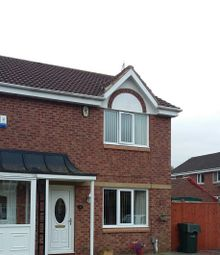 Thumbnail 3 bed semi-detached house to rent in Lynmouth Close, Hemlington, Middlesbrough