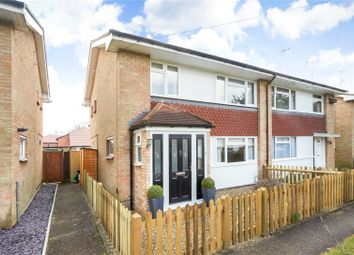 Thumbnail 3 bedroom semi-detached house for sale in Atherfield Road, Reigate, Surrey