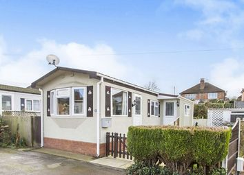 Thumbnail 1 bedroom bungalow for sale in Berkeley Close, Mountsorrel, Loughborough