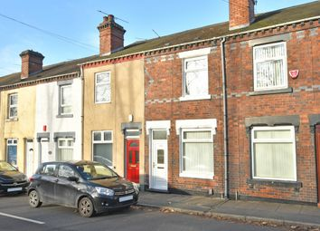 Thumbnail Terraced house to rent in Sneyd Street, Stoke On Trent, Staffordshire