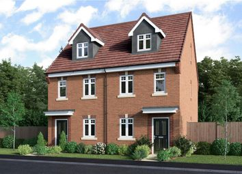 "Thumbnail 3 bed semi-detached house for sale in ""Masterton"" at Stanley Parkway, Wakefield"