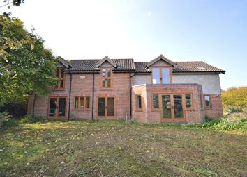 Thumbnail 6 bed detached house for sale in Frogs Hall Lane, Swanton Morley, Dereham