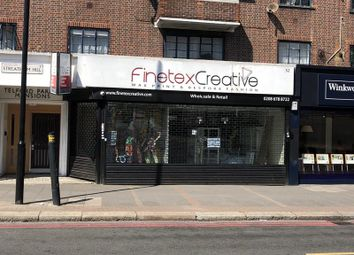 Thumbnail Retail premises to let in 52 Streatham Hill, Lambeth, London