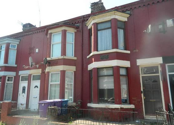 Thumbnail 4 bed terraced house for sale in Gloucester Rd, Liverpool