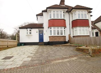 Thumbnail 4 bed semi-detached house to rent in Spring Gardens, Orpington