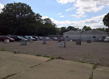 Thumbnail Land to let in Front Yard, Five Tree Works Industrial Estate, Bakers Lane, West Hanningfield, Chelmsford, Essex