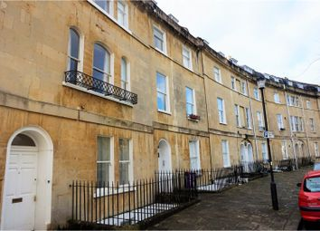 Thumbnail 2 bed flat for sale in Widcombe Crescent, Bath