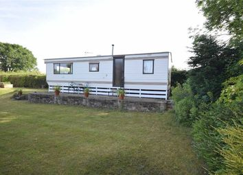Thumbnail 2 bedroom mobile/park home for sale in Hazelford Ferry, Bleasby, Nottingham