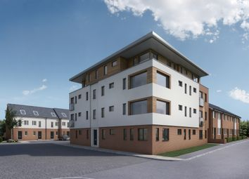 Thumbnail 2 bed flat for sale in The Woodlands, Poolsbrook, Chesterfield