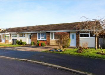 Thumbnail 2 bedroom bungalow for sale in Peregrine Close Covingham, Swindon