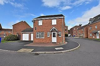 Thumbnail Room to rent in Waterlily Close, Hanley, Stoke-On-Trent