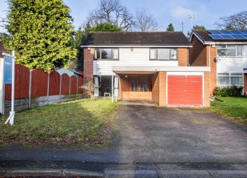 Thumbnail 4 bedroom detached house for sale in Hitches Lane, Edgbaston
