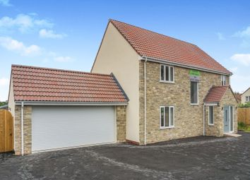 Thumbnail 4 bed detached house for sale in Knapp Road, Thornbury