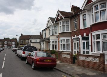 Thumbnail 4 bed terraced house to rent in Dunedin Road, Ilford