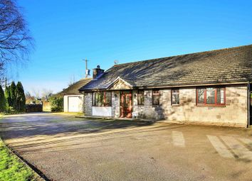 Thumbnail 3 bed detached bungalow for sale in St Lythans Road, St. Lythans, Cardiff