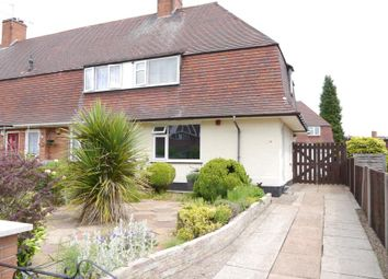 Thumbnail 2 bed semi-detached house for sale in Harmston Rise, Basford, Nottingham