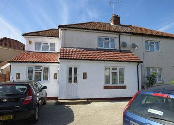 Thumbnail 4 bed semi-detached house for sale in Howard Avenue, Stoke Poges, Slough