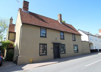 Thumbnail 5 bed semi-detached house for sale in Ixworth, Bury St Edmunds, Suffolk