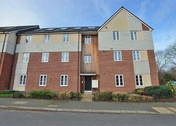 Thumbnail 2 bed flat for sale in 28, Narrowboat Lane, Pineham, Northampton