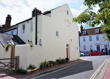 Thumbnail 4 bed end terrace house for sale in High Street, Lewes