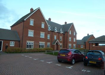 Thumbnail 3 bed flat for sale in Woodgreen Close, Desborough, Kettering