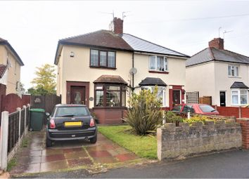 Thumbnail 2 bed semi-detached house for sale in Mark Road, Wednesbury