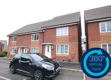 Thumbnail 2 bed end terrace house for sale in Sand Grove, The Rydons, Exeter