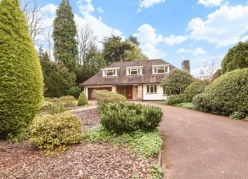 Thumbnail 3 bedroom detached house to rent in Fair Isle, Hockering Road, Woking
