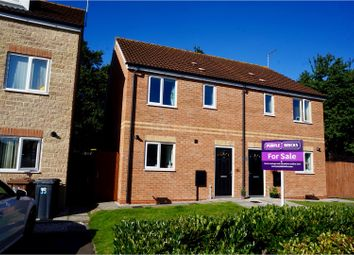 Thumbnail 3 bed semi-detached house for sale in Limeberry Place, Lincoln