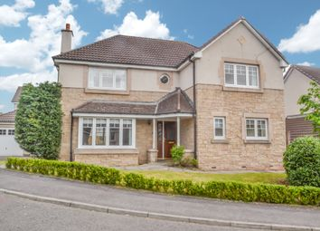 Thumbnail 4 bed detached house for sale in Woodruff Gait, Dunfermline