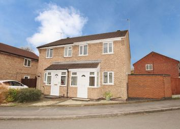 Thumbnail 2 bed semi-detached house for sale in Denholme Road, Wollaton, Nottingham
