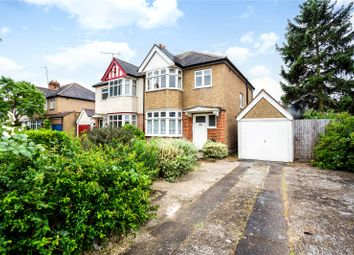 Thumbnail 3 bed semi-detached house for sale in Richmond Road, Kingston Upon Thames