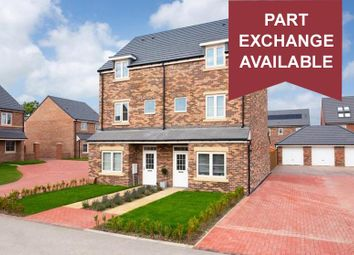 "Thumbnail 4 bed end terrace house for sale in ""Hackworth"" at Whitworth Park Drive, Houghton Le Spring"