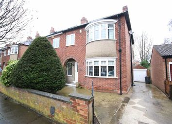Thumbnail 3 bed semi-detached house for sale in Clareville Road, Darlington, County Durham