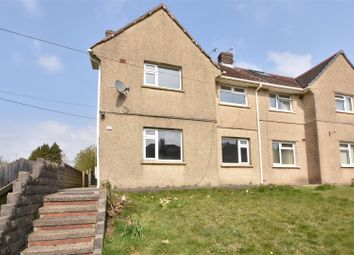 Thumbnail 2 bedroom semi-detached house for sale in Llewellyn Rd, Penllergaer, Swansea