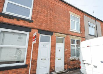 Thumbnail 2 bedroom terraced house for sale in St. Michaels Street, Sutton-In-Ashfield