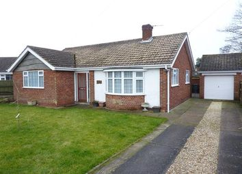 Thumbnail 3 bedroom detached bungalow for sale in Mill Close, Marshchapel, Grimsby