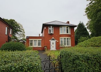 Thumbnail 5 bedroom detached house for sale in Blackpool Road, Ashton-On-Ribble, Preston