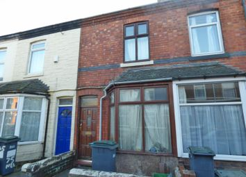 Thumbnail 2 bedroom terraced house to rent in Newlands Street, Shelton, Stoke On Trent