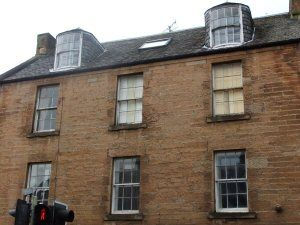 Thumbnail 1 bed flat to rent in High Street, Inverkeithing