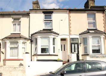 Thumbnail 3 bed terraced house for sale in Beaconsfield Road, Chatham, Kent