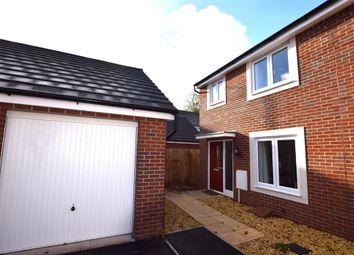 Thumbnail 3 bedroom semi-detached house for sale in Graduate Court, Cheltenham, Glos