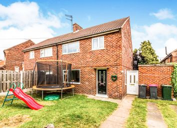 Thumbnail 3 bedroom semi-detached house for sale in Royds Close Crescent, Thrybergh, Rotherham