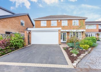 Thumbnail Detached house for sale in Meadow Close, Wolvey, Hinckley