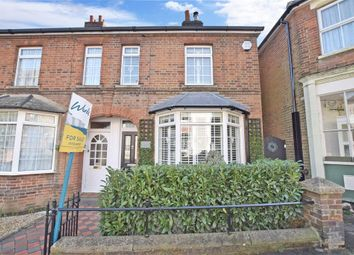 3 bed end terrace house for sale in High Street, East Malling, West Malling, Kent ME19